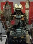 Edo period samurai armor in the Ann and Gabriel Barbier-Mueller Collection