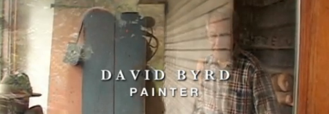 David Byrd – a treasure trove of art