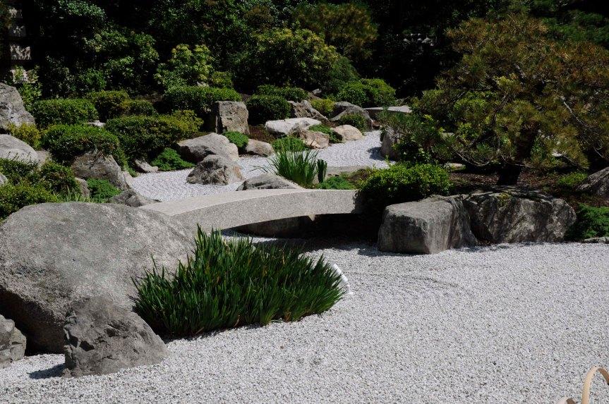 following the river in our imagination - Tenshin-en garden at MFA, Boston