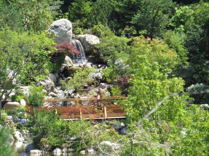 South waterfall
