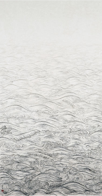 """""""Water"""" by An Ho, 2011"""