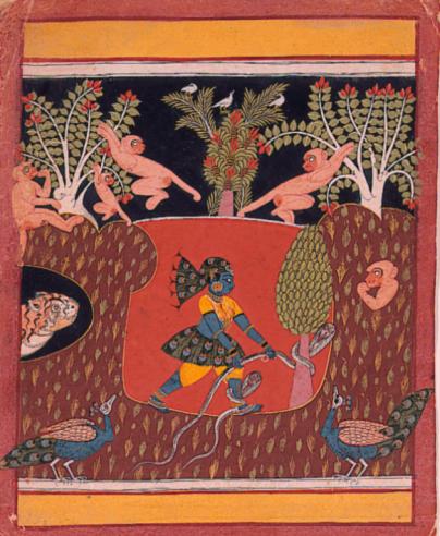 Asavani Ragini of Sri