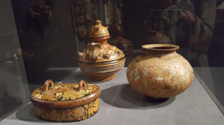 18th and 19th C bowls (LACMA)