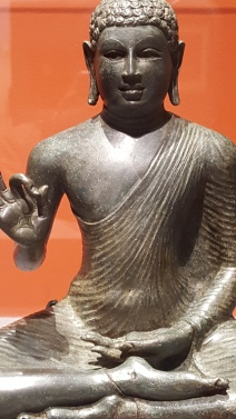 Late 8th-C Buddha (Metropolital Museum of Art)