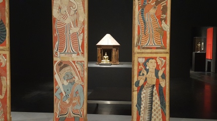 17th-18th C architectural panels (LACMA)