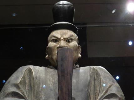 Seated Tenjin, 1259 (Yoki Tenman Jinja, Nara)